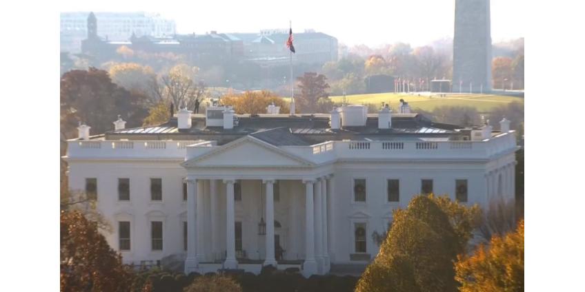 Истребители над Вашингтоном, секретная служба блокировала Белый дом