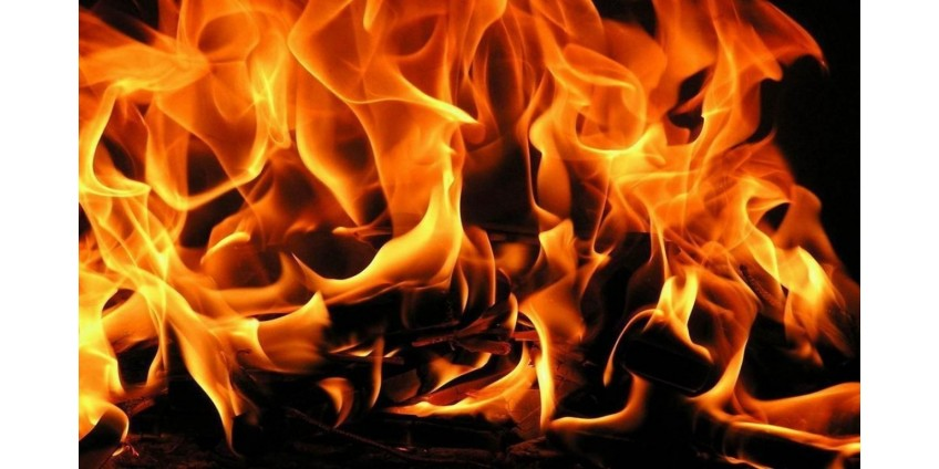 Пожар в Santa Clarita: погибли муж и жена