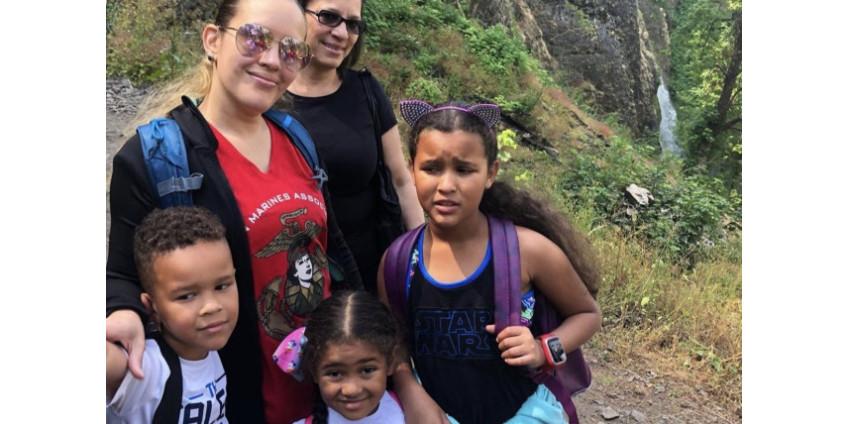 Муж убил супругу, с которой они не жили вместе, на глазах у троих детей и ее матери
