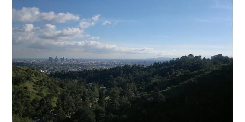 В одном из Калифорнийских парков было найдено расчлененное тело
