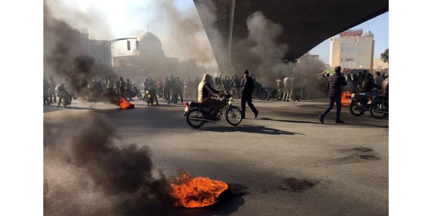 Amnesty International заявила о более чем 200 жертвах акций протеста в Иране