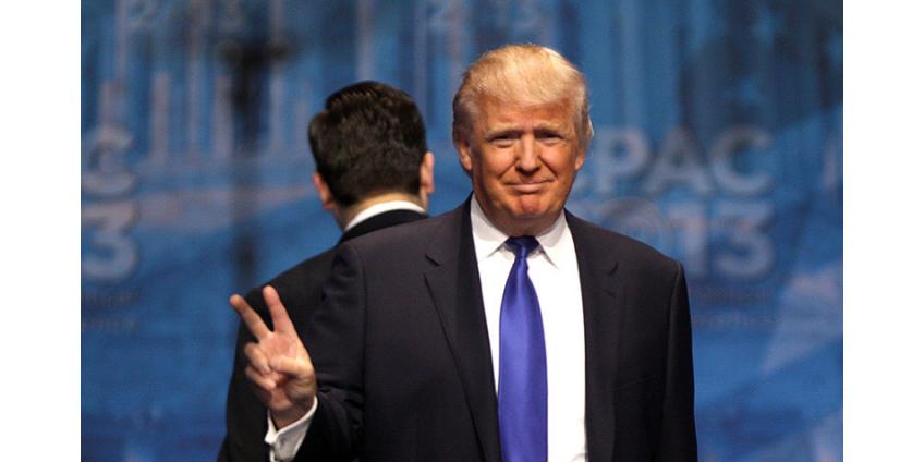 Республиканская партия США представила 123-страничный доклад в защиту Трампа по делу об импичменте