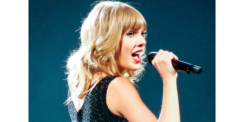 Тейлор Свифт возглавила рейтинг самых высокооплачиваемых музыкантов журнала Forbes
