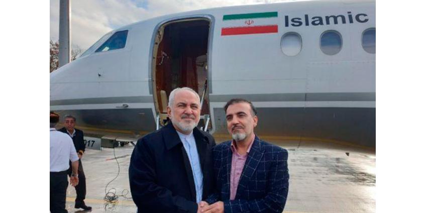 Иран и США обменялись заключенными