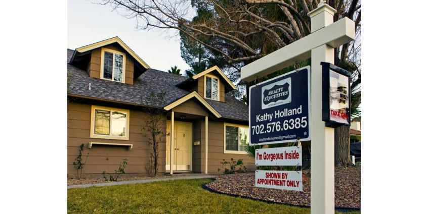 Новые данные: рынок жилья в Лас-Вегасе укрепится