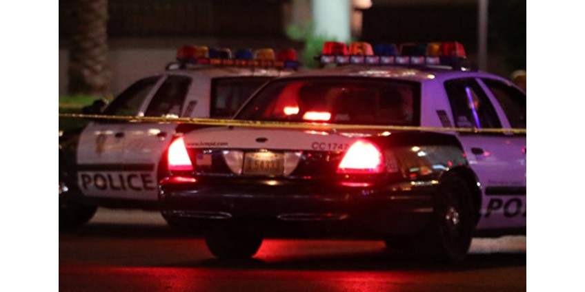 В аварии в Лас-Вегасе погибли два человека