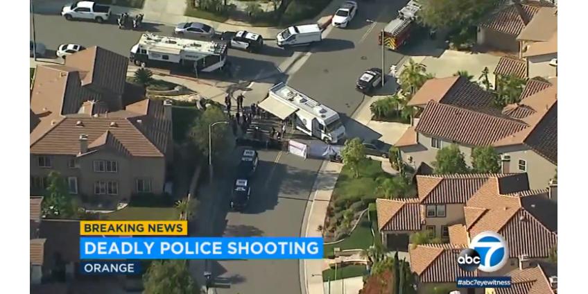 Полиция Лос-Анджелеса: 13 декабря началось с драки и ДТП