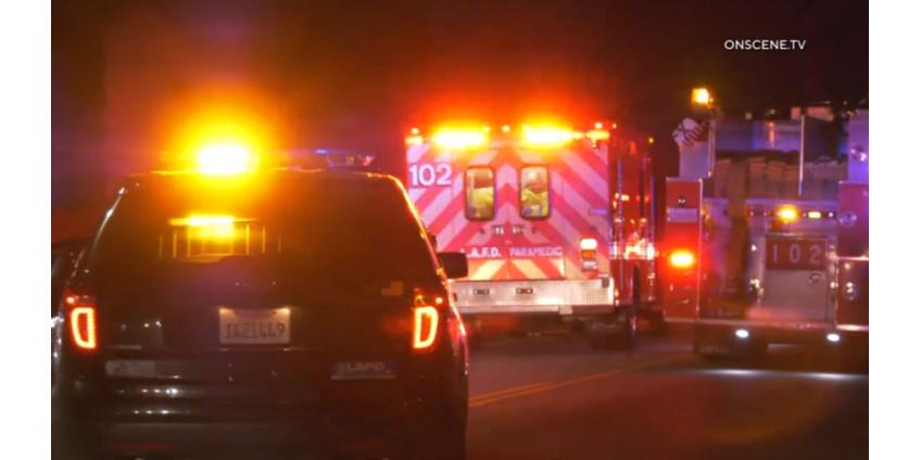 Полиция Лос-Анджелеса ищет убийцу женщины из Сан-Фернандо