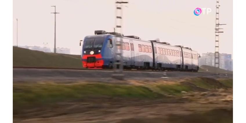 Первый поезд отправился из Санкт-Петербурга в Крым