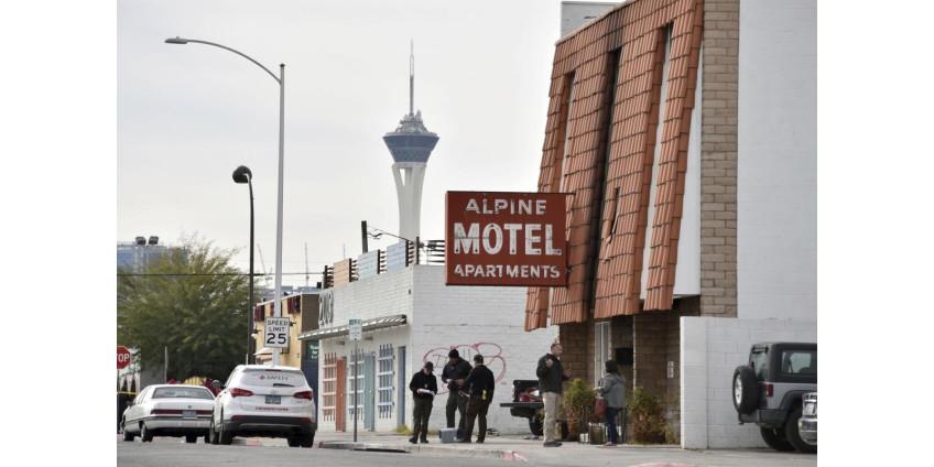 Пожар в Alpine Motel Apartments в Лас-Вегасе: стали известны имена погибших