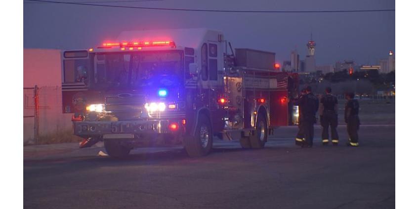 Причиной крупного пожара в Северном Лас-Вегасе мог стать поджог