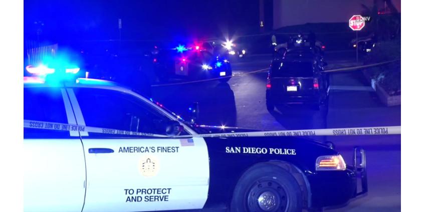 В Сан-Диего произошла стрельба: убит один человек