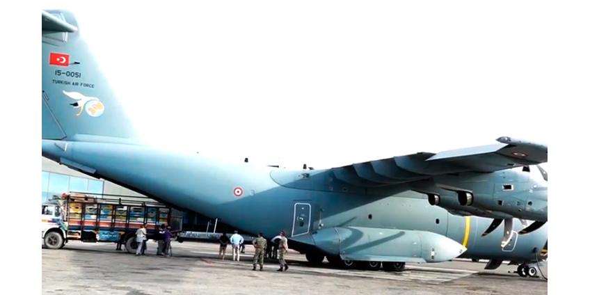 ВВС Турции вывезли из Сомали 45 тяжелораненых во время теракта в Могадишо накануне