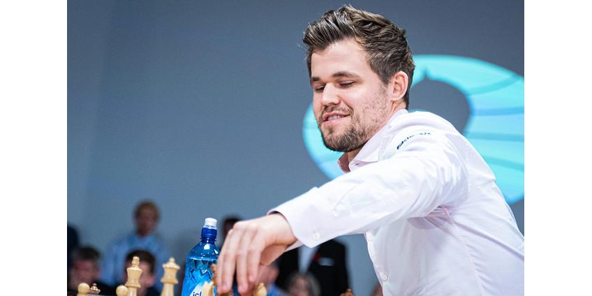Норвежец Магнус Карлсен стал абсолютным чемпионом мира по шахматам