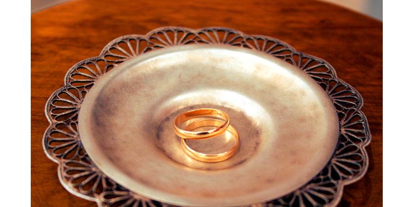 В 2018 г. в РФ зафиксировано наименьшее количество браков и разводов за 19 лет