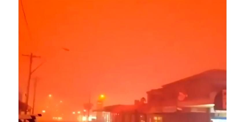 Природные пожары на юго-востоке Австралии: тысячи жителей спасаются от огня на пляжах, есть жертвы