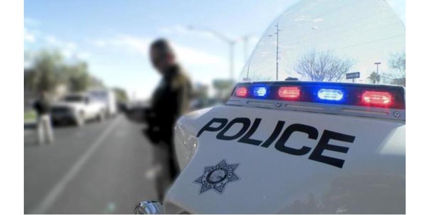 В автокатастрофе на севере Лас-Вегаса погибла женщина