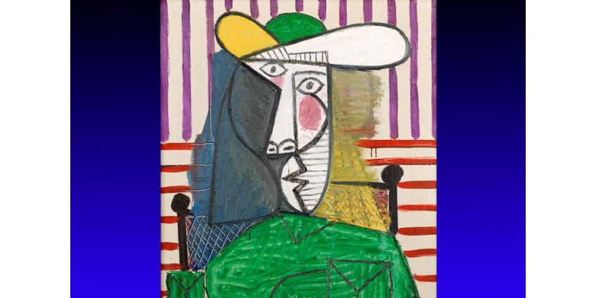 В Современной галерее Тейт в Лондоне посетитель повредил картину Пабло Пикассо