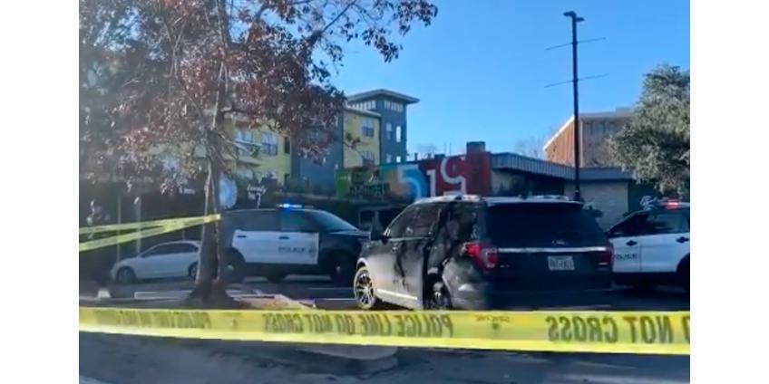 Еще одно нападение неизвестного с ножом произошло в Техасе: там, как и в Париже, один убит, трое ранены