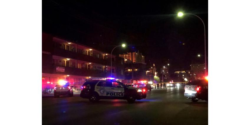 Стрельба в центре Лас-Вегаса: полиция проводит расследование