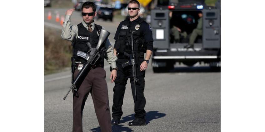 Полиция Лос-Анджелеса поднята по тревоге после авиаудара США в Ираке