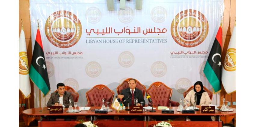 Парламент востока Ливии проголосовал за разрыв связей с Турцией и отмену соглашения о военном сотрудничестве с ней