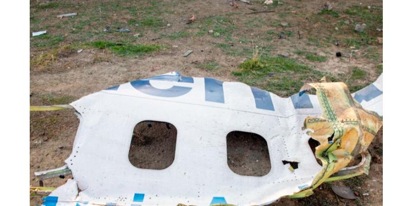 Корпус стражей исламской революции взял на себя ответственность за сбитый в Иране Boeing