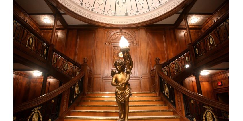 На выставке предметов с Титаника в Лас-Вегасе появились 108 новых экспонатов