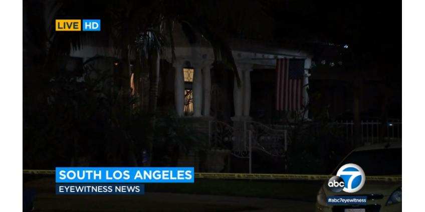 5-летний ребенок, раненный на юге Лос-Анджелеса, доставлен в больницу
