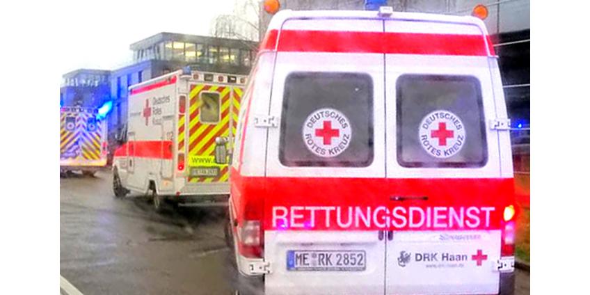 В Дюссельдорфе нашли бомбу времен Второй мировой войны. Эвакуировали более 11 тыс. человек