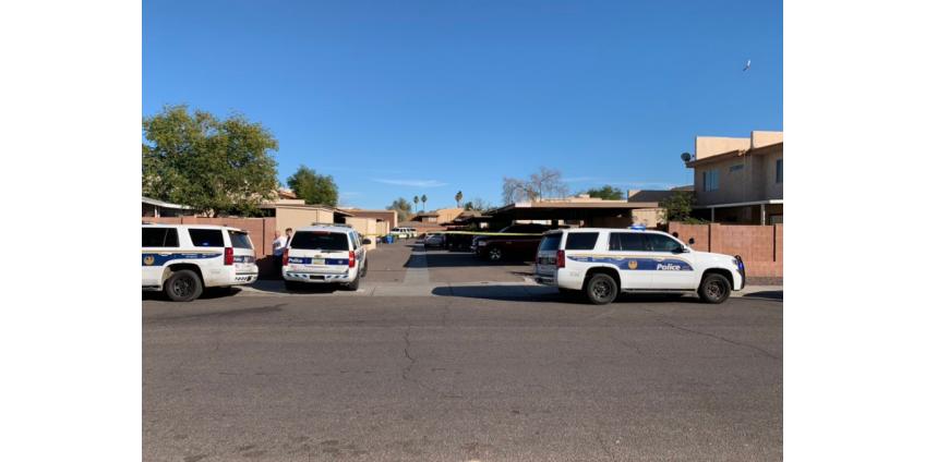 Полиция Финикса: в результате стрельбы был убит мужчина