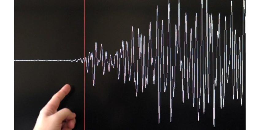 В районе Лос-Анджелеса произошло небольшое землетрясение