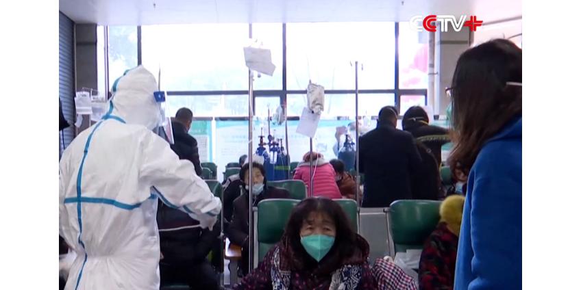 В Китае изолируют второй город в рамках борьбы против нового коронавируса