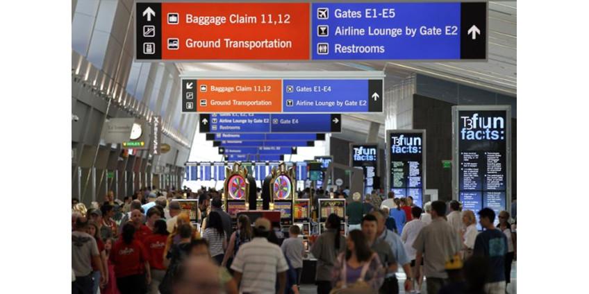 Аэропорт Маккарран в Лас-Вегасе принял рекордные 51 млн пассажиров в 2019 году