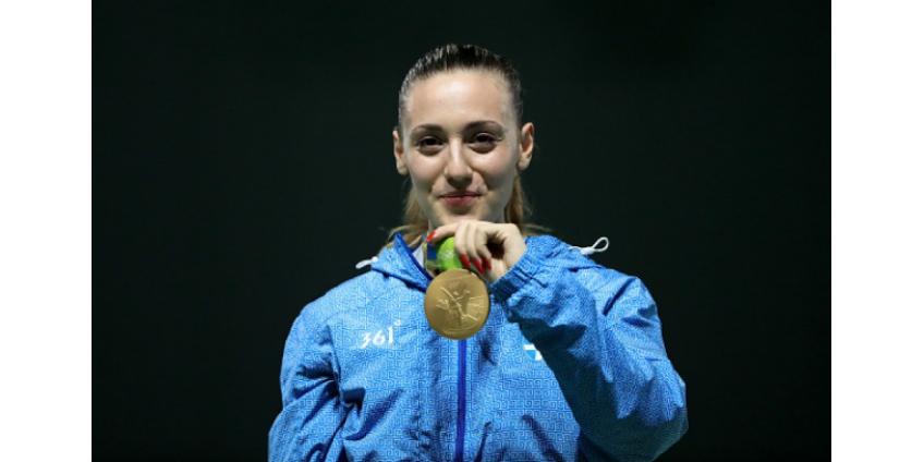 Женщине впервые в истории доверили начать эстафету олимпийского огня