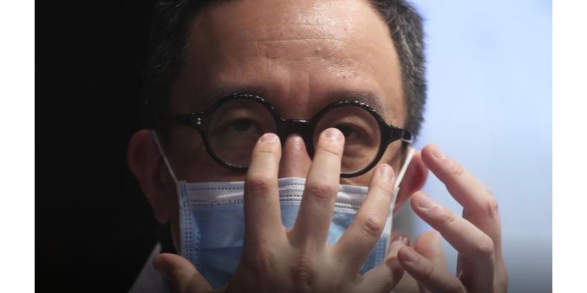 В Сан-Диего по ошибке отпустили человека с коронавирусом