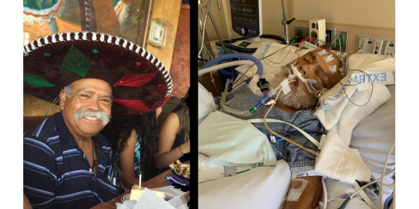 В Лос-Анджелесе 73-летний мужчина скончался после того, как был избит в больнице соседом по палате