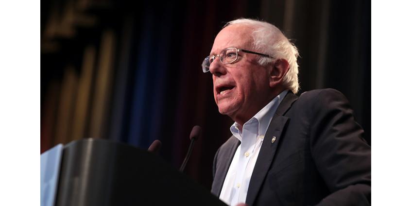 """78-летний """"социалист"""" Берни Сандерс победил на первых праймериз демократов в США"""