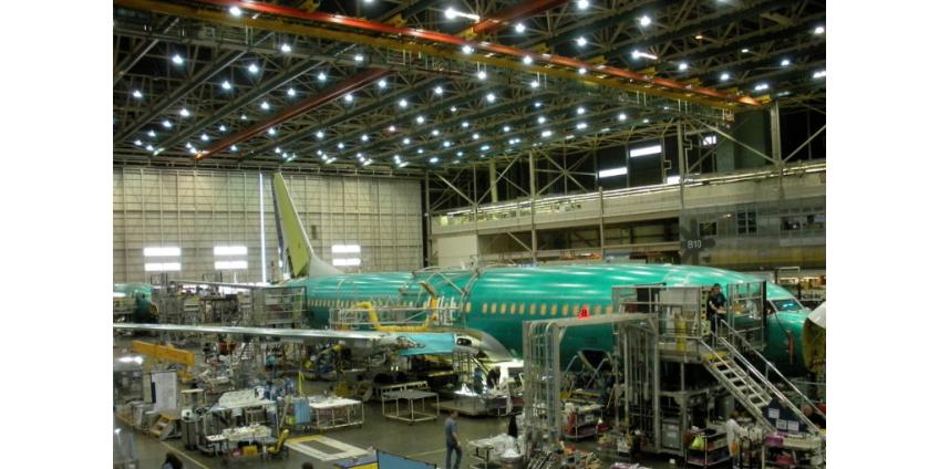 Boeing впервые за 60 лет не получил заказов на самолеты в январе