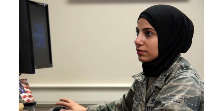 Военнослужащим ВВС США официально разрешили носить тюрбаны и хиджабы
