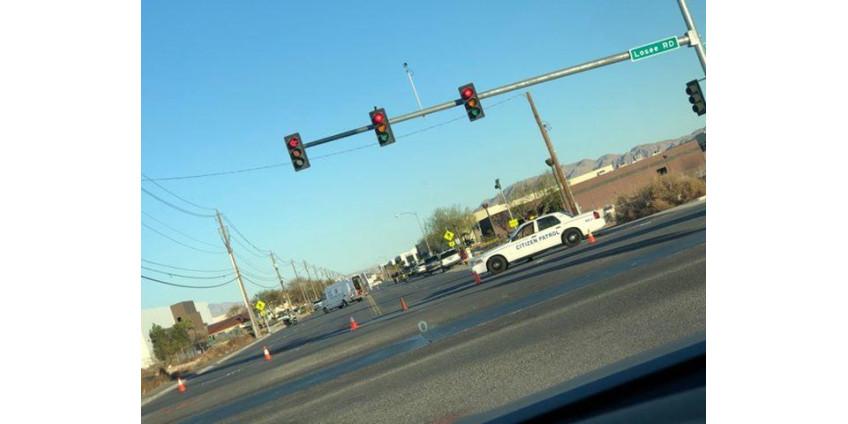 В Северном Лас-Вегасе в результате ДТП серьезно пострадали двое детей