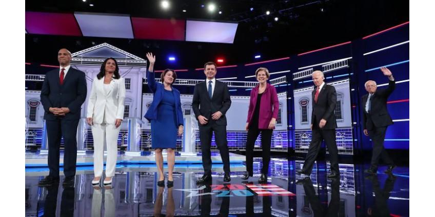 Кандидаты в президенты от Демократической партии намерены сделать остановку в Финиксе