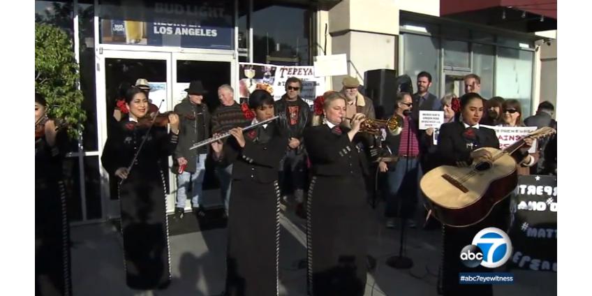 Музыканты протестуют против нового закона штата о фрилансерах AB 5