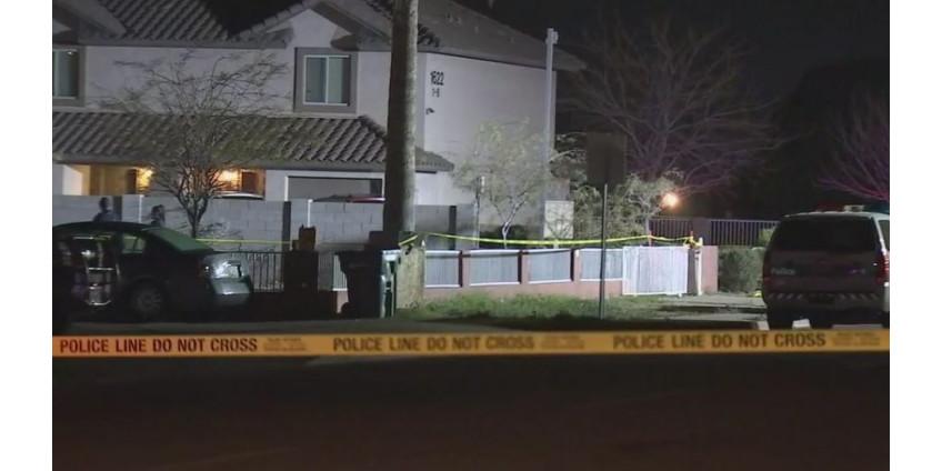 Мужчина открыл огонь по незнакомцам, которые ворвались в его дом в Финиксе