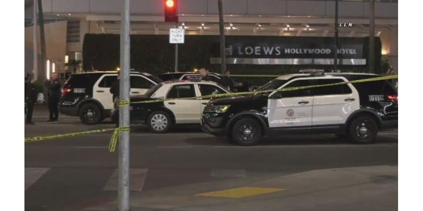 1 человек убит, 3 раненых в перестрелке в Голливуде