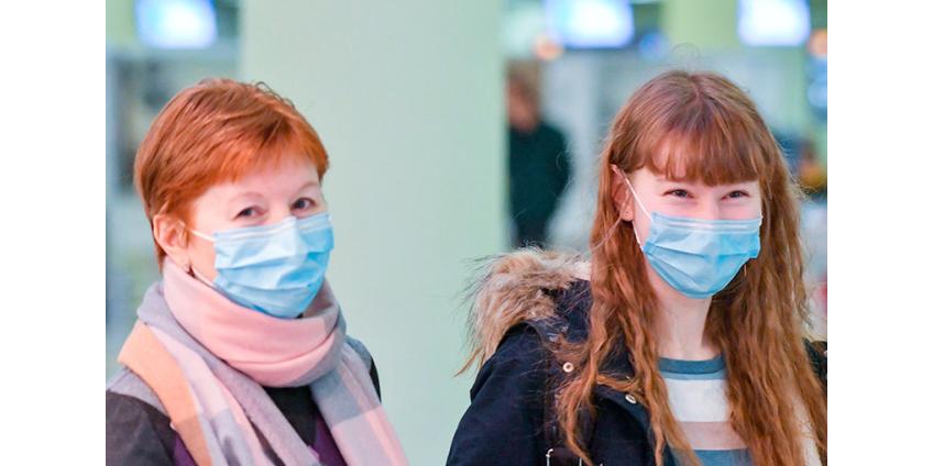 В России за сутки выявлено четыре новых случая заражения коронавирусом