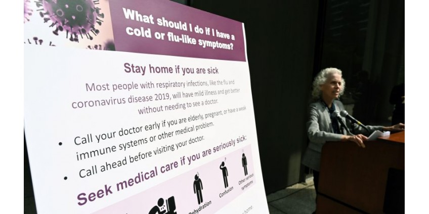 Коронавирус в округе Лос-Анджелес: что нужно знать
