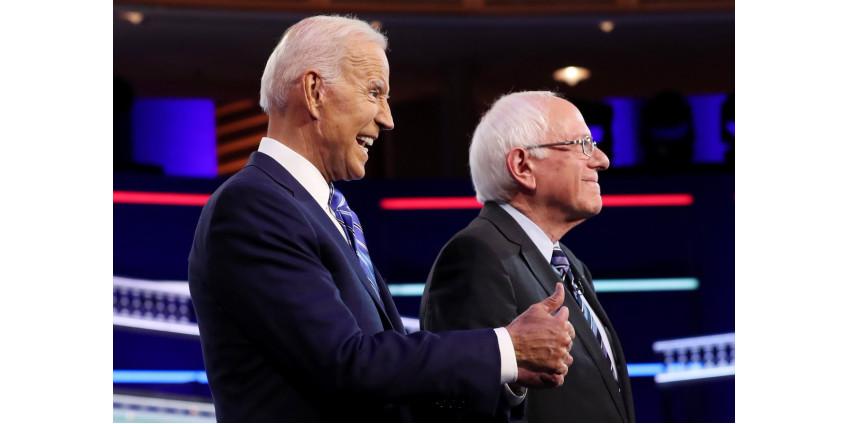 Дебаты Байдена и Сандерса вместо Финикса пройдут в Вашингтоне