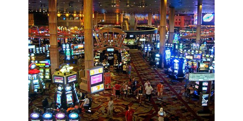 Коронавирус ударил и по казино Лас-Вегаса