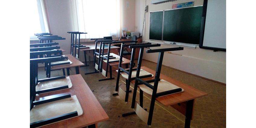 В российских школах объявили трехнедельные каникулы до 12 апреля